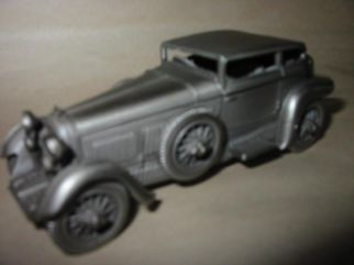 Danbury Mint 1930 Bentley Barnato Coupe